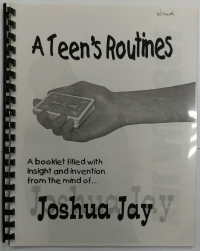 A Teen's Routines