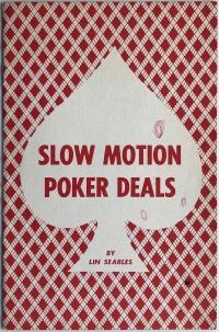 Slow Motion Poker Deals