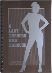 A Lady Through and Through