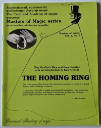 The Homing Ring