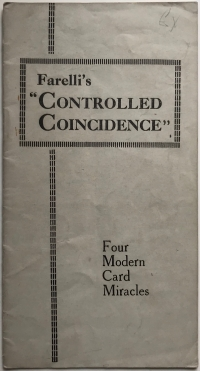 Controlled Coincidence