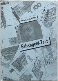Falschgeld-Test