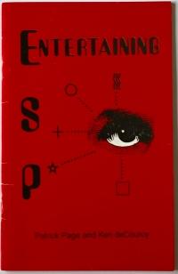 Entertaining ESP