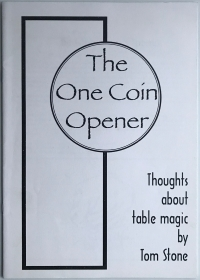 The One Coin Opener