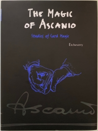 The Magic of Ascanio - Studies of Card Magic