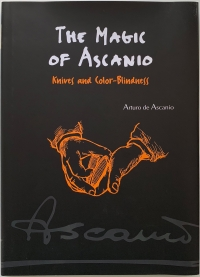 The Magic of Ascanio - Knives and Color-Blindness