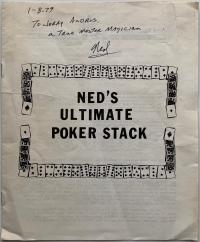 Ned's Ultimate Poker Stack