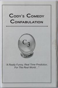 Cody's Comedy Confabulation