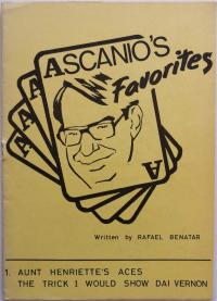 Ascanio's Favorites 1