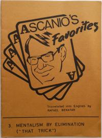 Ascanio's Favorites 3
