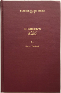 Dusheck's Card Magic