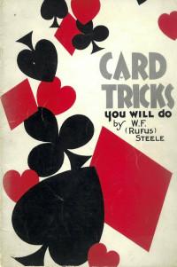 Card Tricks You Will Do