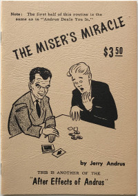 The Miser's Miracle