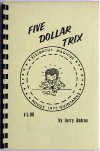 Five Dollar Trix
