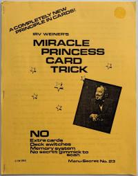 Miracle Princess Card Trick