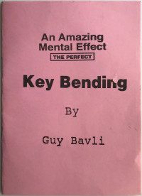 The Perfect Key Bending